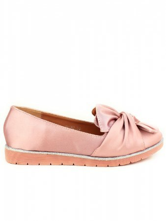 Derbies Pinks Satinée LIBRA POP