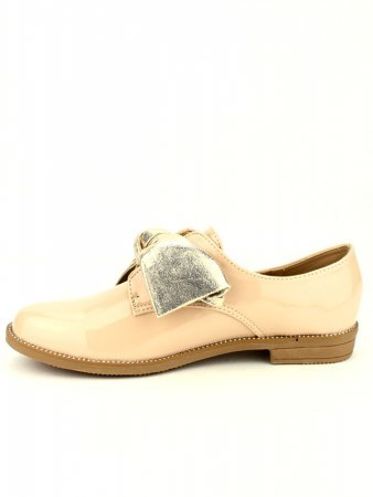 Derbies vernies Beige LIBRA POP, image 03