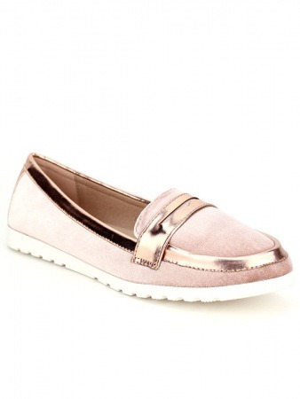 Mocassin Color Rose FDM poudré