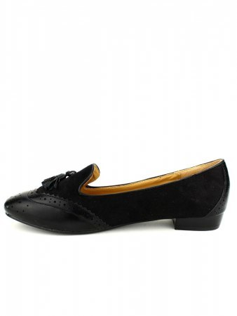Mocassins Noires  M&L SHOES , image 03