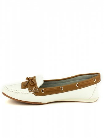 Mocassins color White OMODA, image 03