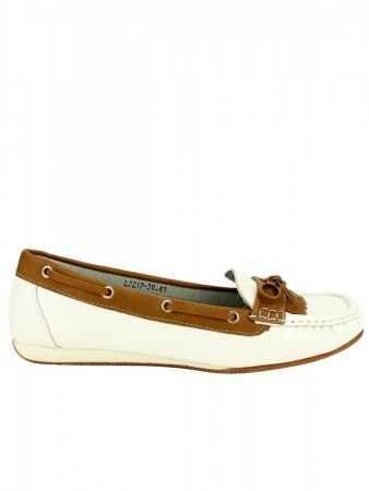 Mocassins color White OMODA
