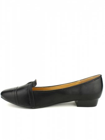 Ballerines Noires M&L SHOES, image 03