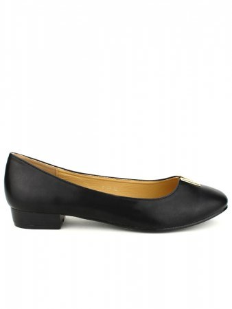 Ballerines Noires M&L Mode
