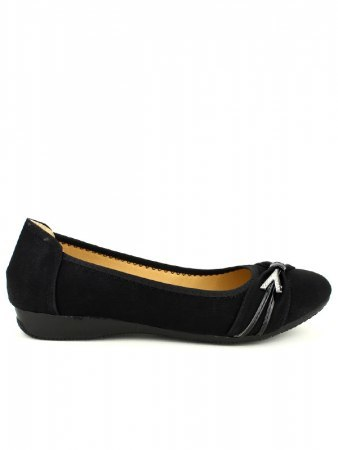 Ballerines Noires LIBRA POP