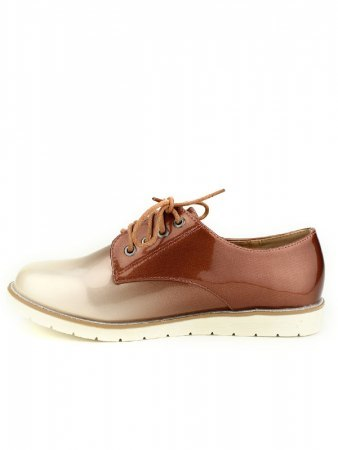 Derbies vernies Bi color WEIDES, image 03