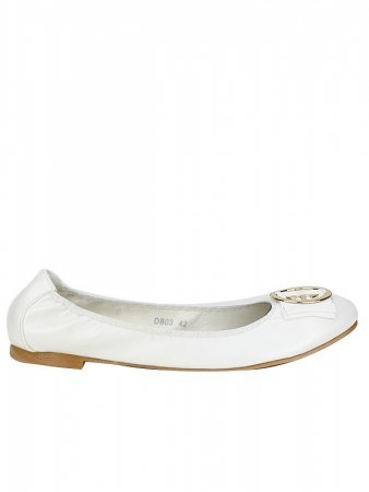 Ballerine white CINKS MODE, image 02