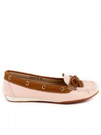 Mocassins color pink OMODA