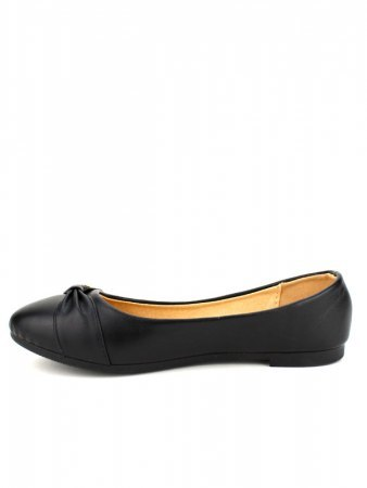 Ballerines color Noir CINKS, image 02