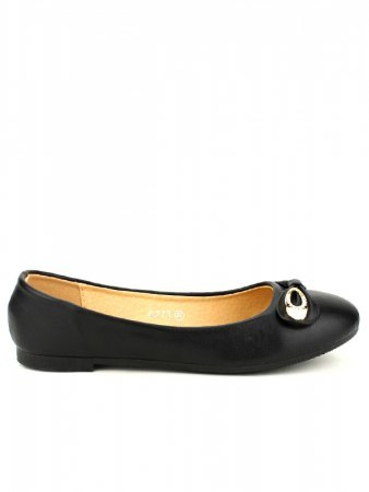Ballerines color Noir CINKS