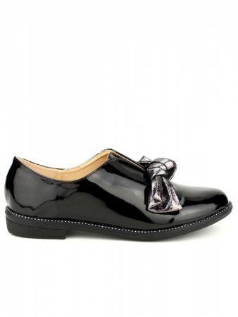 Derbies vernies noires CINKS