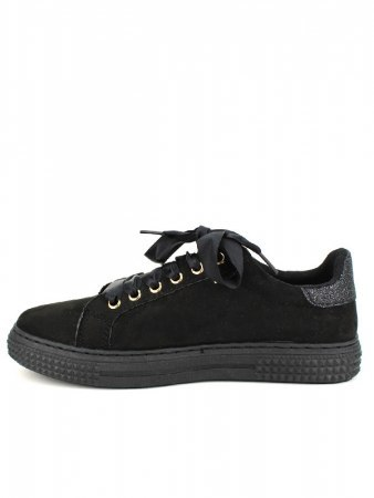 Baskets Noires Paillettes CINKS, image 03