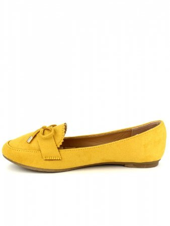 Mocassin Jaune CH CREATION, image 02