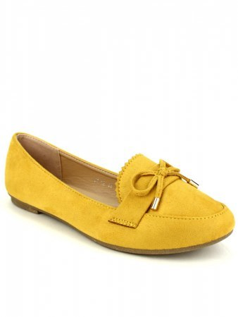 Mocassin Jaune CH CREATION, image 03