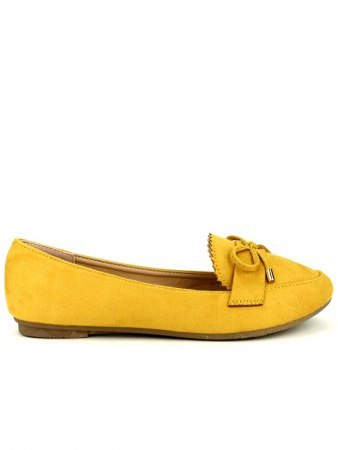 Mocassin Jaune CH CREATION