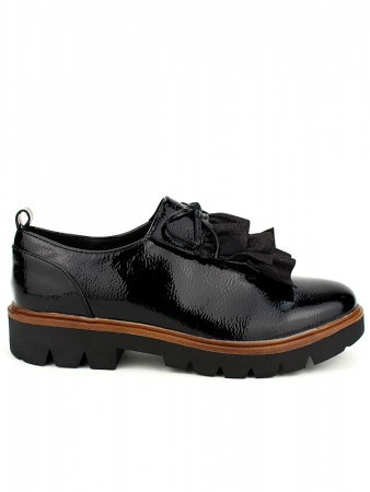 Derbies Vernies Noires VOLANTIES