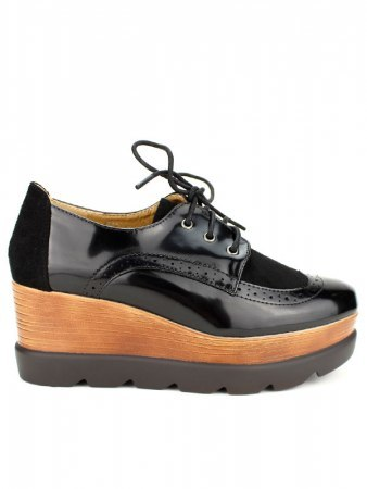 Derbies Noires FALBALA