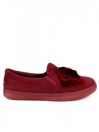 Slippers Bordeaux Color CINKS LOO