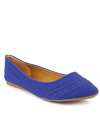 Ballerine Blue ROYALA Mode, image 02