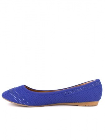 Ballerine Blue ROYALA Mode, image 03
