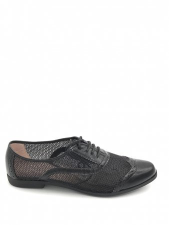 Derbies Noires EMELLA