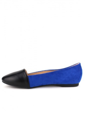 Ballerine Color Royal and Black KOY'S, image 02