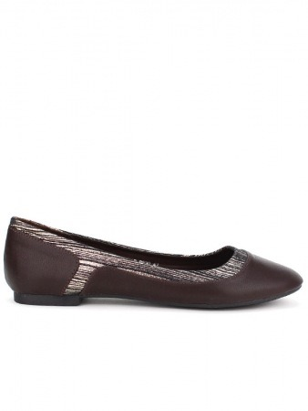 Ballerine Marron BELLICY
