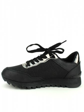 Baskets Noires CINKS LOOK, image 03