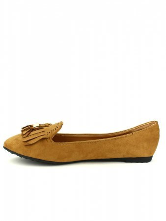 Mocassins simili peau camel CINKS, image 03