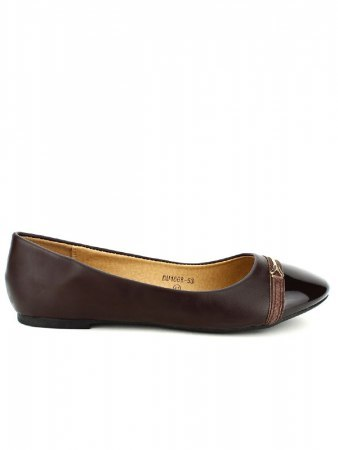 Ballerine marron CINKS