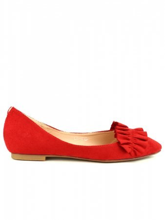 Ballerines Rouge LOV'IT