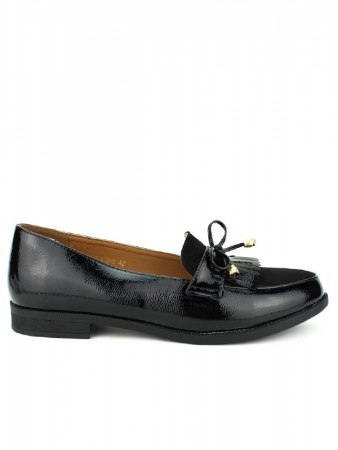 Derbies noires brillant CINKS, image 03