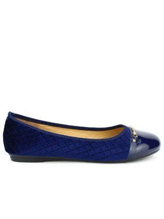 Ballerine blue CINKS