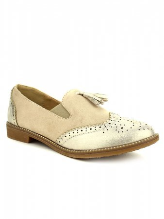 Derbies beige OMODA, image 02