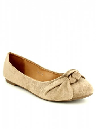 Ballerines Taupe CINKS LOOK, image 02