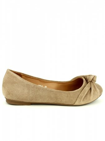 Ballerines Taupe CINKS LOOK