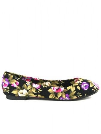 Ballerine Floral IT'S SHOES