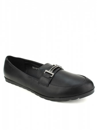 Mocassins Noirs CINKS LOOK, image 02