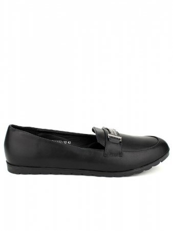 Mocassins Noirs CINKS LOOK