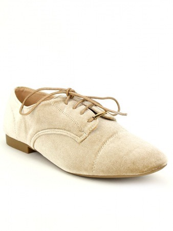 Derbies Beige XELLS , image 02