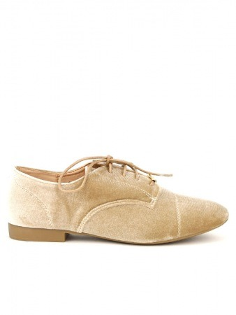 Derbies Beige XELLS