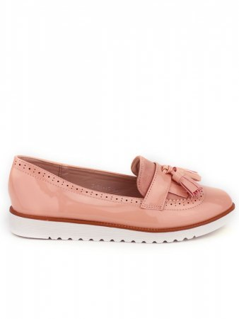 Derbies Pink CINKS LOOK