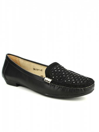 Derbies noires simili cuir CINKS, image 02