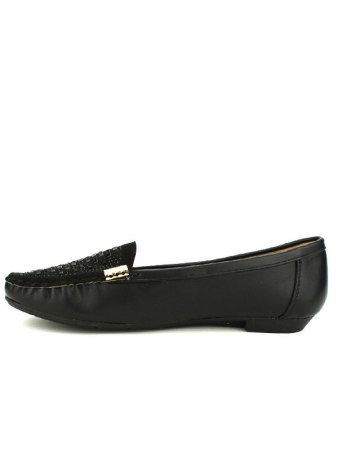 Derbies noires simili cuir CINKS, image 03