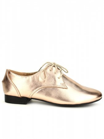 Derbies Color Champagne C'M
