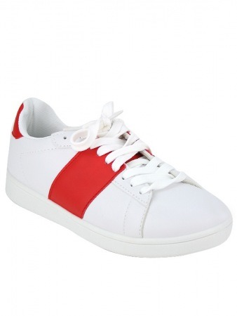 Basket White and Red CLIP'SER