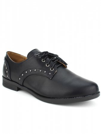 Derbies Noires CINKS MODA, image 03