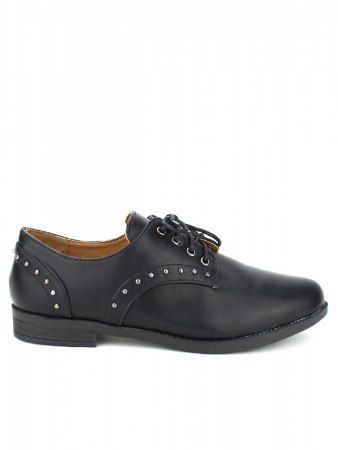 Derbies Noires CINKS MODA