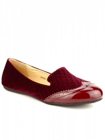 Mocassin Grande pointutre Bordeaux ROYALTIES, image 02