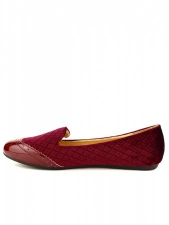Mocassin Grande pointutre Bordeaux ROYALTIES, image 03